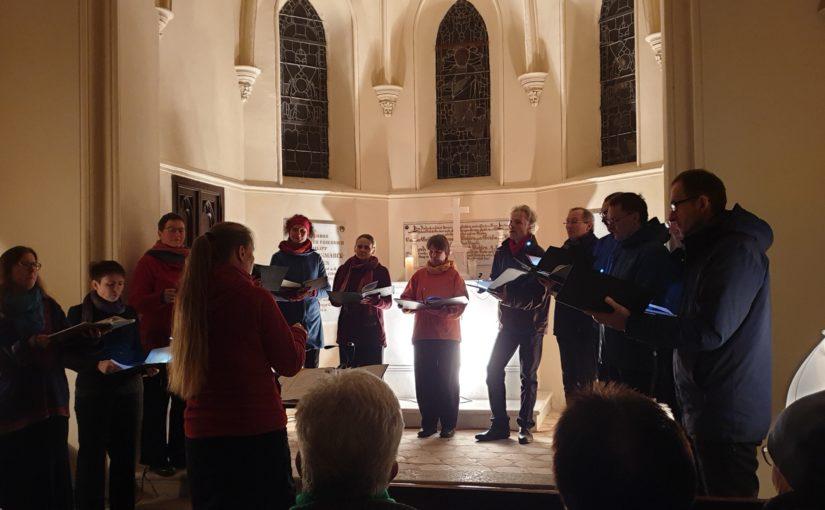 Konzert mit dem Greifswalder Kammerchor TONLUST